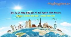 Đại lý vé máy bay giá rẻ tại huyện Tiên Phước uy tín và chất lượng Đại lý vé máy bay giá rẻ tại huyện Tiên Phước
