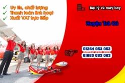 Đại lý vé máy bay giá rẻ tại huyện Trà Cú của Vietjet Air uy tín và chuyên nghiệp Đại lý vé máy bay giá rẻ tại huyện Trà Cú của Vietjet Air