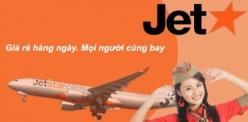 Đại lý vé máy bay giá rẻ tại huyện Tuy An của Jetstar