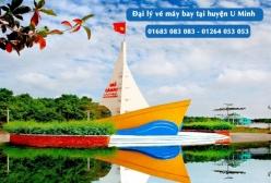 Đại lý vé máy bay giá rẻ tại huyện U Minh của Vietjet Air
