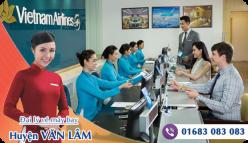 Đại lý vé máy bay giá rẻ tại huyện Văn Lâm của Vietnam Airlines bán vé rẻ nhất thị trường Đại lý vé máy bay giá rẻ tại huyện Văn Lâm của Vietnam Airlines