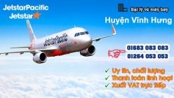 Đại lý vé máy bay giá rẻ tại huyện Vĩnh Hưng của Jetstar uy tín hàng đầu Đại lý vé máy bay giá rẻ tại huyện Vĩnh Hưng của Jetstar
