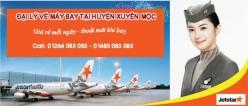 Đại lý vé máy bay giá rẻ tại huyện Xuyên Mộc của Jetstar cập nhật thông tin khuyến mãi Đại lý vé máy bay giá rẻ tại huyện Xuyên Mộc của Jetstar