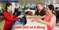 Đại lý vé máy bay giá rẻ tại huyện Yên Dũng của Vietjet Air