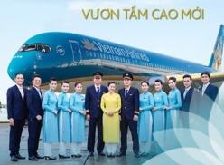 Đại lý vé máy bay giá rẻ tại huyện Yên Dũng của Vietnam Airlines
