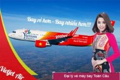 Đại lý vé máy bay giá rẻ tại huyện Yên Mô của Vietjet Air