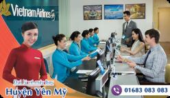 Đại lý vé máy bay giá rẻ tại huyện Yên Mỹ của Vietnam Airlines bán vé rẻ nhất thị trường Đại lý vé máy bay giá rẻ tại huyện Yên Mỹ của Vietnam Airlines