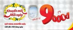 Đại lý vé máy bay giá rẻ tại huyện Yên Thành của Vietjet Air