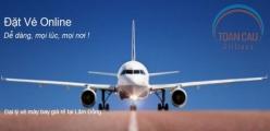 Đại lý vé máy bay giá rẻ tại Lâm Đồng