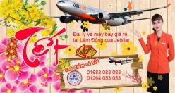 Đại lý vé máy bay giá rẻ tại Lâm Đồng của Jetstar
