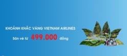 Đại lý vé máy bay giá rẻ tại Nghệ An của Vietnam Airlines