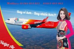 Đại lý vé máy bay giá rẻ tai Pleiku của Vietjet Air hỗ trợ trực tuyến, đặt giữ chỗ miễn phí. Đại lý vé máy bay giá rẻ tai Pleiku của Vietjet Air