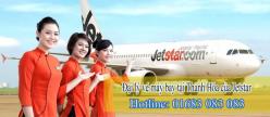 Đại lý vé máy bay giá rẻ tại Thanh Hóa của Jetstar
