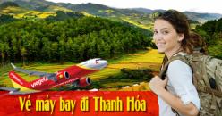 Đại lý vé máy bay giá rẻ tại Thanh Hóa