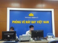 Đại lý vé máy bay giá rẻ tại thành phố Bắc Giang của Vietnam Airlines