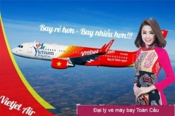 Đại lý vé máy bay giá rẻ tại thành phố Đông Hà của Vietjet Air