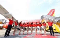 Đại lý vé máy bay giá rẻ tại thành phố Móng Cái của Vietjet Air