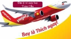 Đại lý vé máy bay giá rẻ tại thành phố Ninh Bình của Vietjet Air