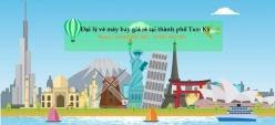 Đại lý vé máy bay giá rẻ tại thành phố Tam Kỳ
