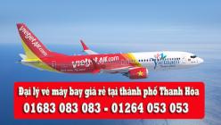 Đại lý vé máy bay giá rẻ tại thành phố Thanh Hóa của Vietjet Air Đại lý vé máy bay giá rẻ tại thành phố Thanh Hóa của Vietjet Air