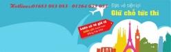 Đại lý vé máy bay giá rẻ tại thị xã An Khê của Vietnam Airlines Đại lý vé máy bay giá rẻ tại thị xã An Khê của Vietnam Airlines