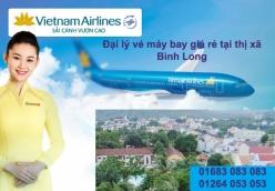 Đại lý vé máy bay giá rẻ tại thị xã Bình Long của Vietnam Airlines uy tín hàng đầu Đại lý vé máy bay giá rẻ tại thị xã Bình Long của Vietnam Airlines