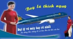 Đại lý vé máy bay giá rẻ tại thị xã Cửa Lò
