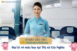 Đại lý vé máy bay giá rẻ tại Thị xã Gia Nghĩa của Vietnam Airlines bán vé rẻ nhất thị trường Đại lý vé máy bay giá rẻ tại Thị xã Gia Nghĩa của Vietnam Airlines