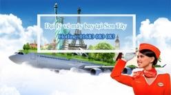 Đại lý vé máy bay giá rẻ tại thị xã Sơn Tây