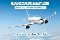Đại lý vé máy bay giá rẻ tại Thành phố Vũng Tàu uy tín và chất lượng Đại lý vé máy bay giá rẻ tại Thành phố Vũng Tàu