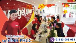 Đại lý vé máy bay giá rẻ tại Vĩnh Phúc của Vietjet Air uy tín và chất lượng Đại lý vé máy bay giá rẻ tại Vĩnh Phúc của Vietjet Air