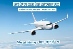 Đại lý vé máy bay giá rẻ tại Vũng Tàu