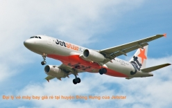 Đại lý vé máy bay tại huyện Đông Hưng của Jetstar giá rẻ uy tín nhất Đại lý vé máy bay giá rẻ tại huyện Đông Hưng của Jetstar