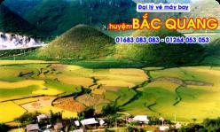 Đại lý vé máy bay giá rẻ tại huyện Bắc Quang Hà Giang uy tín và chất lượng Đại lý vé máy bay giá rẻ tại huyện Bắc Quang