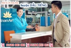Đại lý vé máy bay giá rẻ tại huyện Dầu Tiếng của Vietnam Airlines