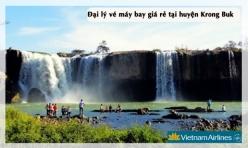 Đại lý vé máy bay giá rẻ tại huyện Krông Buk của Vietnam Airlines