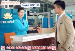 Đại lý vé máy bay giá rẻ tại huyện Lộc Hà của Vietnam Airlines bán vé rẻ nhất thị trường Đại lý vé máy bay giá rẻ tại huyện Lộc Hà của Vietnam Airlines