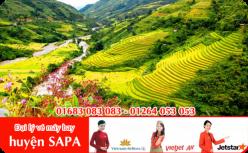 Đại lý vé máy bay giá rẻ tại huyện Sa Pa Lào Cai bán vé rẻ và chuyên nghiệp Đại lý vé máy bay giá rẻ tại huyện Sa Pa