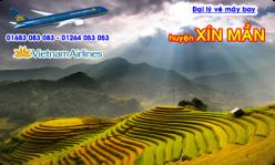Đại lý vé máy bay giá rẻ tại huyện Xín Mần của Vietnam Airlines bán giá rẻ nhất Đại lý vé máy bay giá rẻ tại huyện Xín Mần của Vietnam Airlines