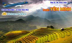 Đại lý vé máy bay giá rẻ tại huyện Yên Minh của Vietnam Airlines bán vé rẻ nhất Đại lý vé máy bay giá rẻ tại huyện Yên Minh của Vietnam Airlines