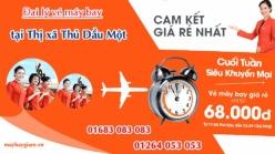 Đại lý vé máy bay giá rẻ tại Thị xã Thủ Dầu Một của Jetstar bán vé rẻ nhất thị trường Đại lý vé máy bay giá rẻ tại Thị xã Thủ Dầu Một của Jetstar