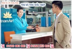 Đại lý vé máy bay giá rẻ tại Thị xã Thủ Dầu Một của Vietnam Airlines bán vé rẻ nhất thị trường Đại lý vé máy bay giá rẻ tại Thị xã Thủ Dầu Một của Vietnam Airlines