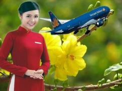 Đại lý vé máy bay giá rẻ tại huyện Yên Thành của Vietnam Airlines