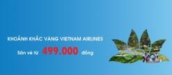 Đại lý vé máy bay giá rẻ tại huyện Con Cuông của Vietnam Airlines