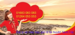 Đại lý vé máy bay giá rẻ tại huyện Ninh Hải của Vietjet Air chuyên nghiệp và uy tín Đại lý vé máy bay giá rẻ tại huyện Ninh Hải của Vietjet Air