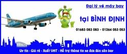 Đại lý vé máy bay giá rẻ tại Bình Định