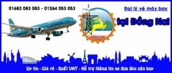 Đại lý vé máy bay giá rẻ tại Đồng Nai