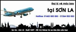 Đại lý vé máy bay giá rẻ tại Sơn La