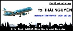 Đại lý vé máy bay giá rẻ tại Thái Nguyên