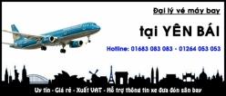 Đại lý vé máy bay giá rẻ tại Yên Bái